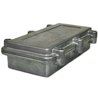 קופסת זיווד ממתכת - HQEMS SERIES 150X100X75MM MULTICOMP