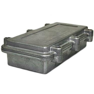 קופסת זיווד ממתכת - HQ SERIES 200X150X75MM MULTICOMP