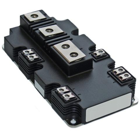 טרנזיסטור - IGBT MODULE - N CH - 1200V 600A - 3350W FUJI ELECTRIC