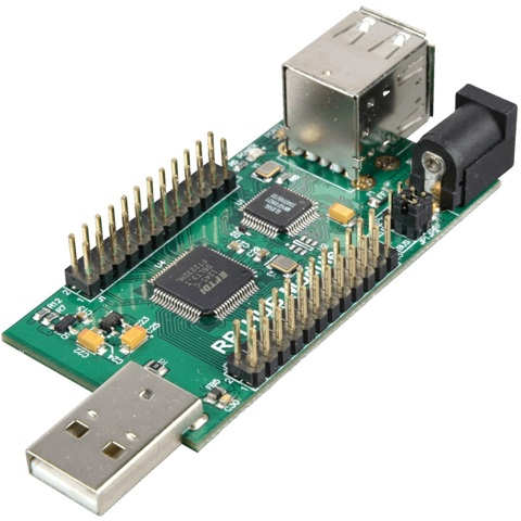 FTDI HUB MODULE FOR THE RASPBERRY PI