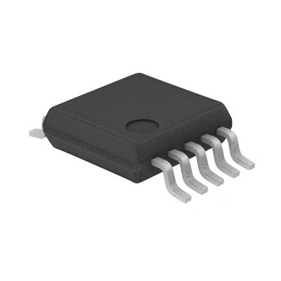ANALOG DEVICES DIFFERENTIAL AMPLIFIERS - MSOP
