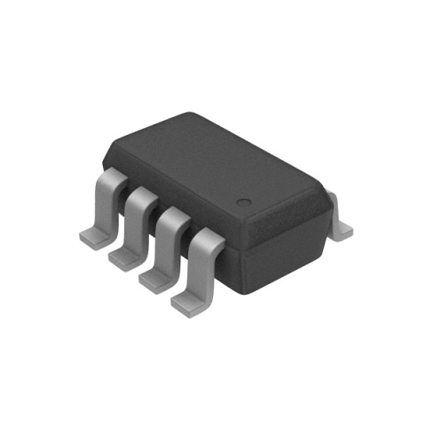 TEXAS INSTRUMENTS OPERATIONAL AMPLIFIERS - SOT-23-8