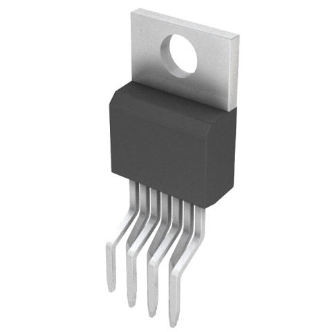 TEXAS INSTRUMENTS OPERATIONAL AMPLIFIERS - TO-220-7