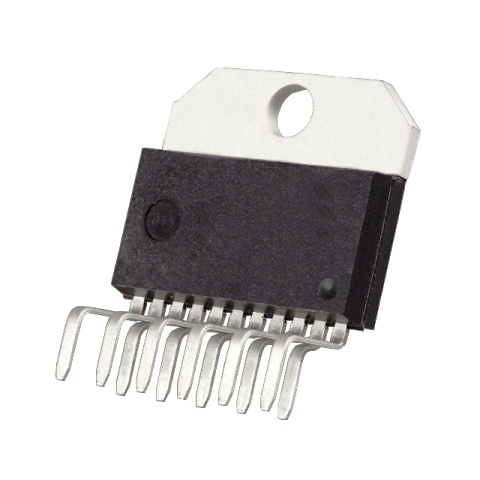 TEXAS INSTRUMENTS OPERATIONAL AMPLIFIERS - TO-220-11