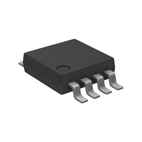 TEXAS INSTRUMENTS COMPARATORS - MSOP