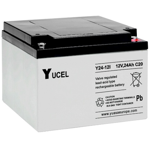 YUASA SEALED LEAD ACID BATTERIES - YUCEL SERIES