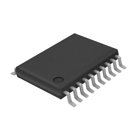 TEXAS INSTRUMENTS SHIFT REGISTERS - TSSOP