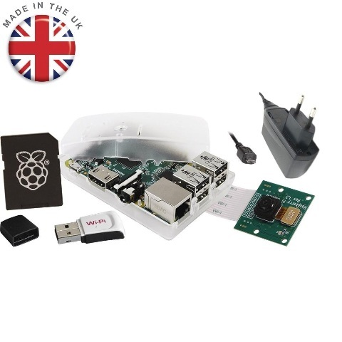 RASPBERRY PI MODEL B+ DEVELOPMENT KITS
