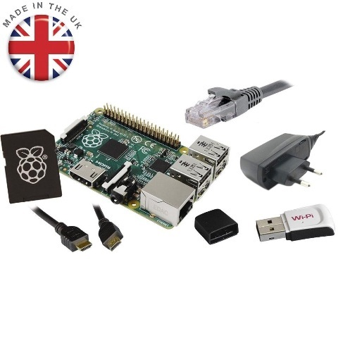 RASPBERRY PI - MODEL B+ - XBMC KIT RASPBERRY PI
