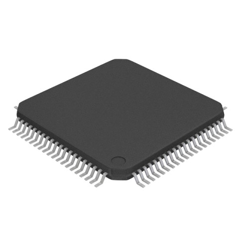 מיקרו בקר - SMD - 128KByte / 3.84KByte - 8BIT - 40MHZ - 70 I/O MICROCHIP