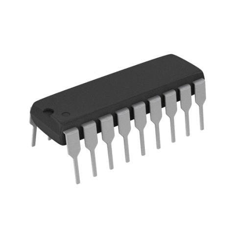 מיקרו בקר - DIP - 896Byte / 80Byte - 8BIT - 4MHZ - 13 I/O MICROCHIP
