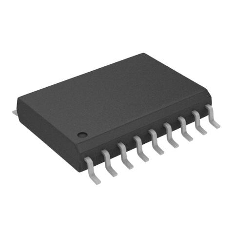 מיקרו בקר - SMD - 12KByte / 1KByte - 16BIT - 80MHZ - 13 I/O MICROCHIP