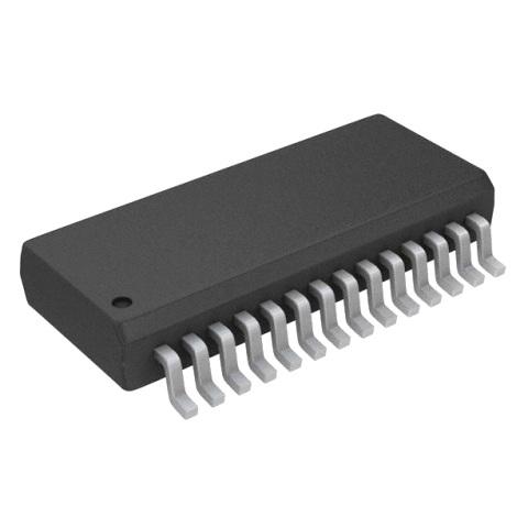 מיקרו בקר - SMD - 16KByte / 2KByte - 16BIT - 32MHZ - 24 I/O MICROCHIP