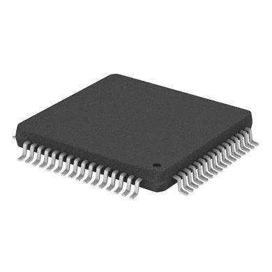 מיקרו בקר - SMD - 128KByte / 8KByte - 16BIT - 32MHZ - 53 I/O MICROCHIP