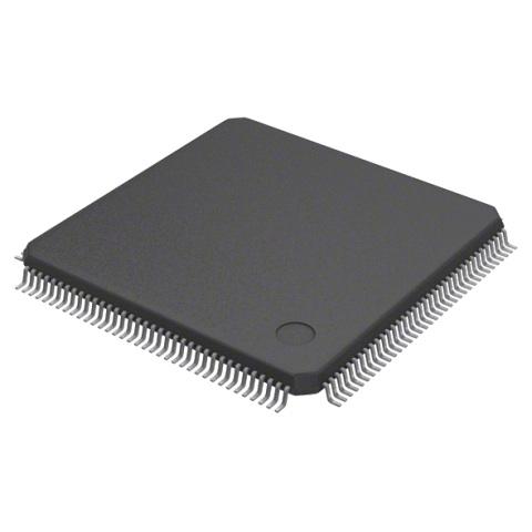 מיקרו בקר - SMD - 512KByte / 52KByte - 16BIT - 140MHZ - 122 I/O MICROCHIP