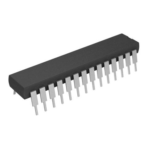 מיקרו בקר - DIP - 64KByte / 8KByte - 16BIT - 32MHZ - 21 I/O MICROCHIP