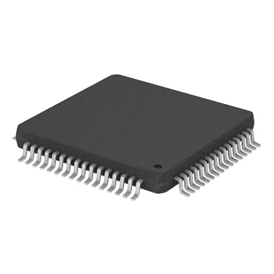 מיקרו בקר - SMD - 512KByte / 128KByte - 32BIT - 80MHZ - 53 I/O MICROCHIP