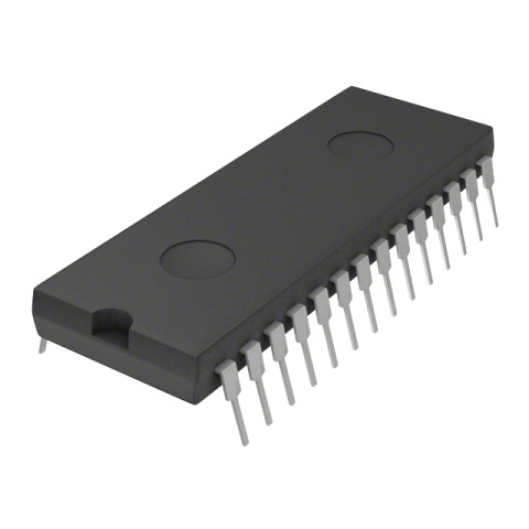 ממיר אנלוגי לדיגיטלי (DIP - 16BIT - 100KSPS - SINGLE - (ADC ANALOG DEVICES