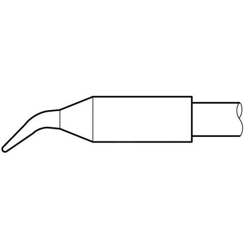 ראש למלחם - WELLER SF10 - 1MM CONICAL WELLER