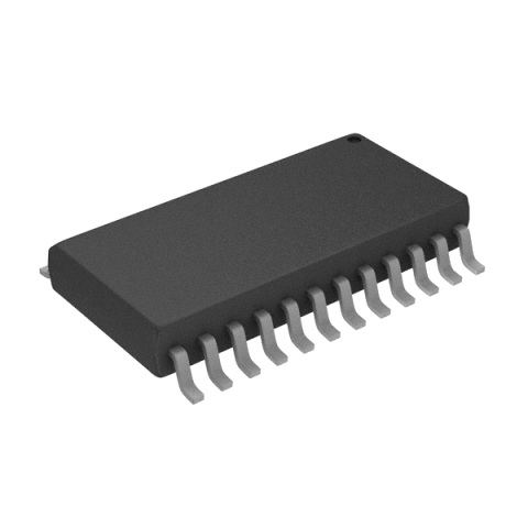 ממיר דיגיטלי לאנלוגי (SMD - 8BIT - 200KSPS - PARALLEL - (DAC ANALOG DEVICES