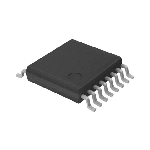ממיר דיגיטלי לאנלוגי (SMD - 16BIT - 95KSPS - SERIAL - (DAC ANALOG DEVICES