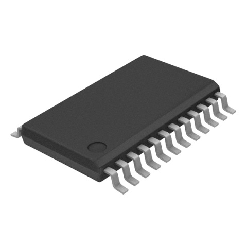 ממיר דיגיטלי לאנלוגי (SMD - 16BIT - 1.1MSPS - SERIAL - (DAC ANALOG DEVICES