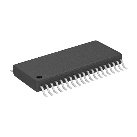 ממיר דיגיטלי לאנלוגי (SMD - 12BIT - 125KSPS - PARALLEL - (DAC ANALOG DEVICES