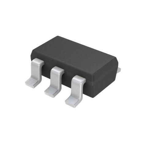ממיר דיגיטלי לאנלוגי (SMD - 8BIT - 250KSPS - SERIAL - (DAC ANALOG DEVICES