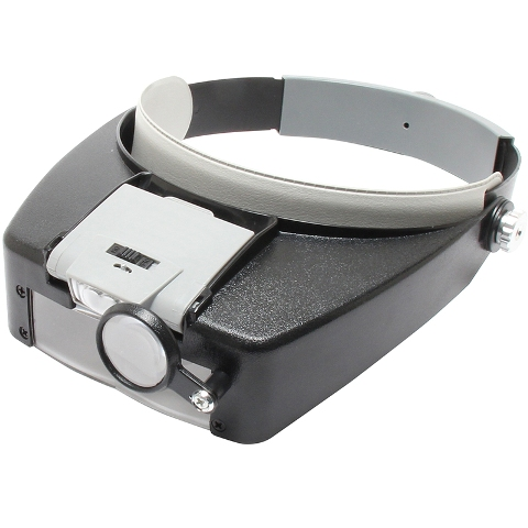 DURATOOL LED ILLUMINATED HANDBAND MAGNIFIER