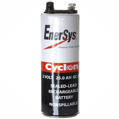 ENERYSY CYCLON SEALED LEAD ACID CELLS AND MONOBLOCS