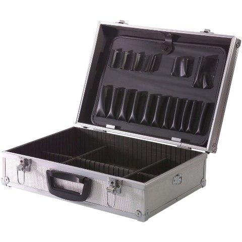 מזוודת כלים מאלומיניום - 457X330X152MM DURATOOL