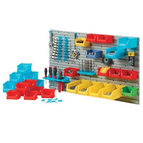 לוח אחסון מודולרי - 28 תאים CLARKE