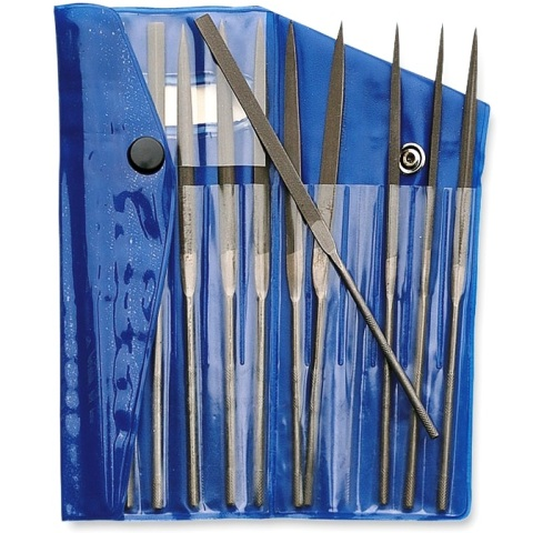 DURATOOL NEEDLE FILE SETS