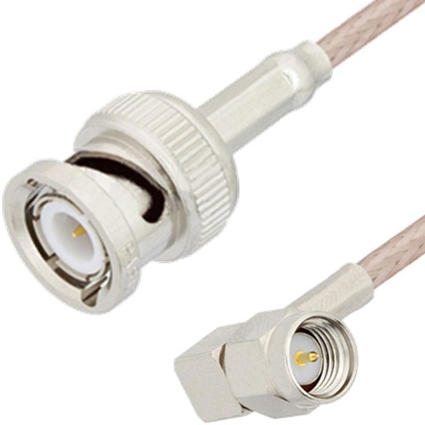 MULTICOMP SMA TO BNC CABLES USING RG178 COAX