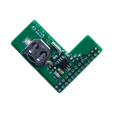PIFACE REAL TIME CLOCK SHIM FOR THE RASPBERRY PI