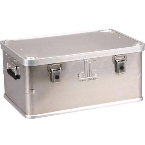 ארגז אחסון והובלה מאלומיניום - 47 ליטר - 595X395X265MM ALLIT