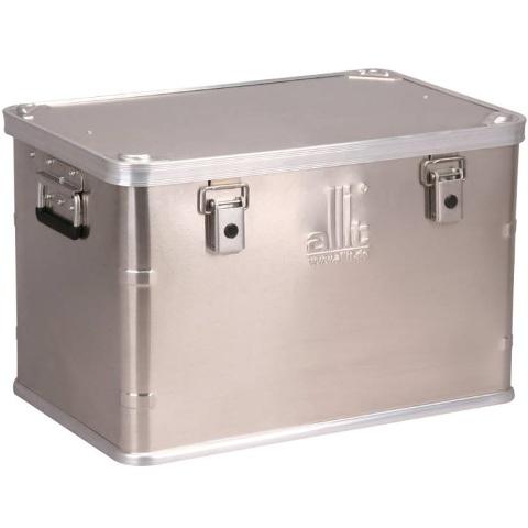 ארגז אחסון והובלה מאלומיניום - 70 ליטר - 595X397X382MM ALLIT
