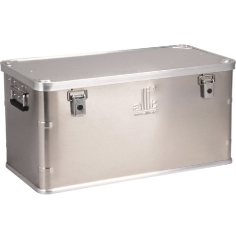 ALLIT ALUMINIUM TRANSPORT BOXES - ALUPLUS SERIES