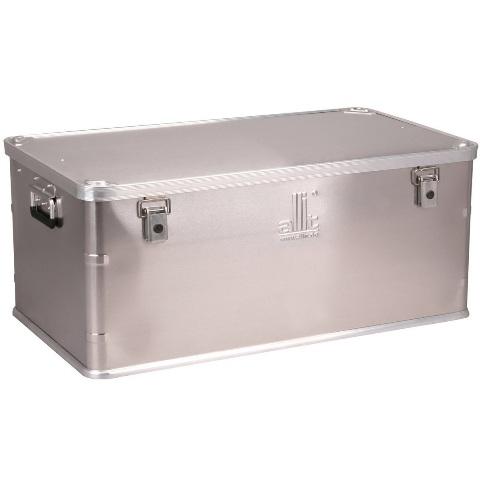 ארגז אחסון והובלה מאלומיניום - 140 ליטר - 900X495X383MM ALLIT