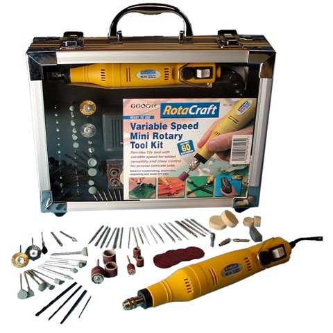 ROTACRAT 18V MINI ROTARY TOOL KIT - RC18