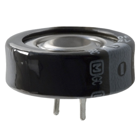 PANASONIC THROUGH HOLE SUPER CAPACITORS - F SERIES