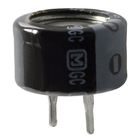 סופר קבל - THROUGH HOLE - 0.47F - 5.5V PANASONIC