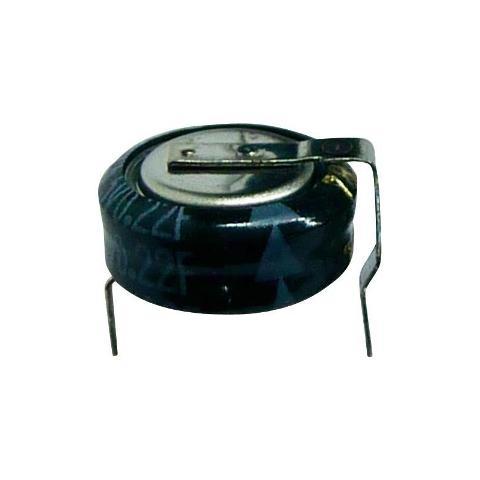 סופר קבל - THROUGH HOLE - 0.22F - 3.6V PANASONIC
