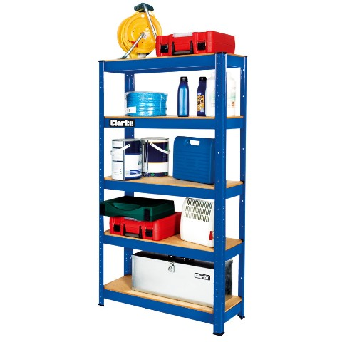 CLARKE SHELVING SYSTEMS