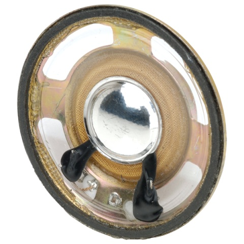 רמקול - MYLAR - 8OHM - 1.5W - 66MM PRO-SIGNAL