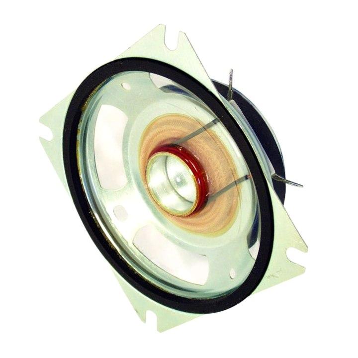 רמקול - MYLAR - 8OHM - 12W - 87X87MM PRO-SIGNAL