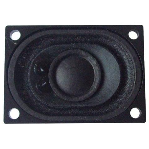 רמקול - PAPER - 4OHM - 4W - 40X28MM PRO-SIGNAL