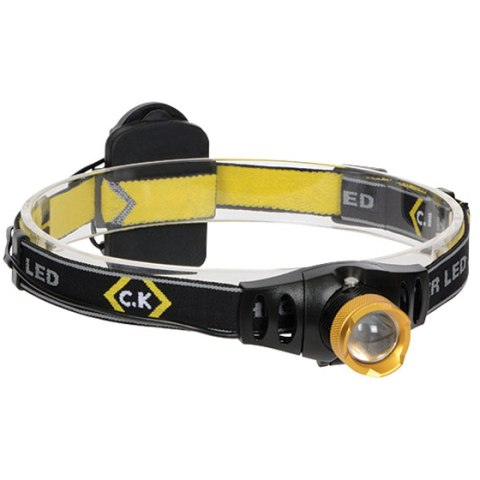 CK TOOLS T9610 LED HEAD TORCH - 120 LUMENS