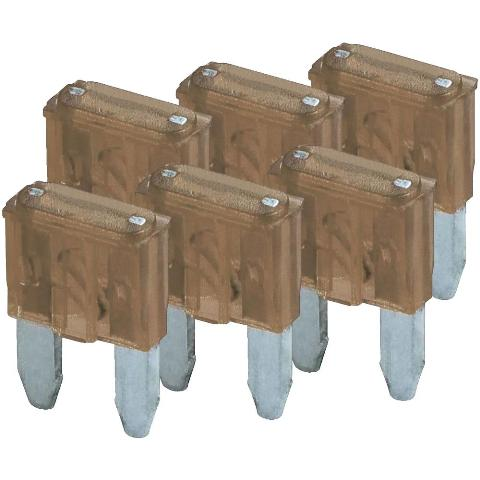 MULTICOMP AUTOMOTIVE MINI BLADE FUSES