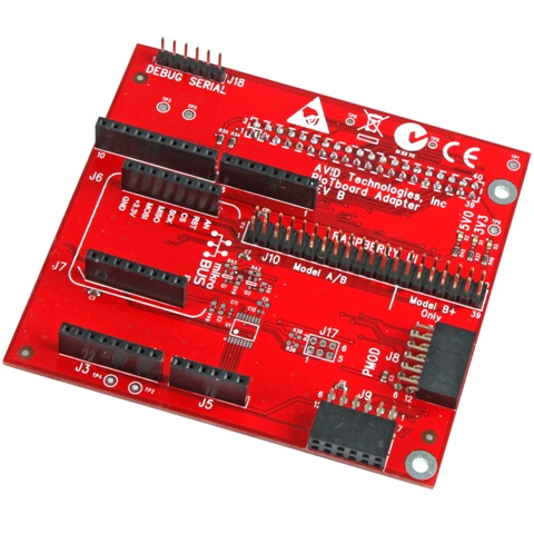 RIOTBOARD ADAPTER CARD